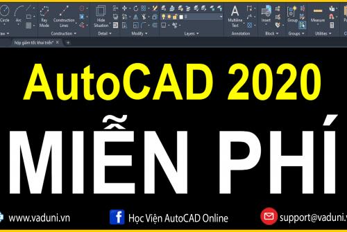 AUTOCAD-2020